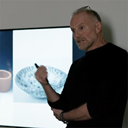 Presentation by Dave Binns