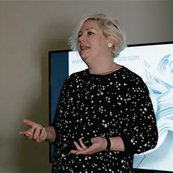 Presentation by Jo Taylor