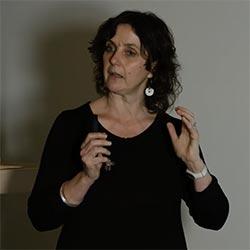 Presentation by Julie Fewster